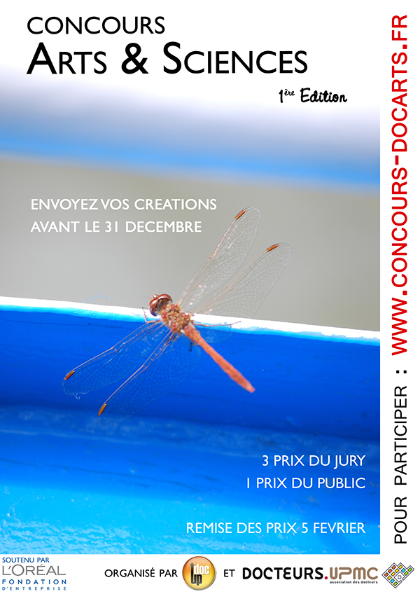 affiche Arts & Sciences 2011