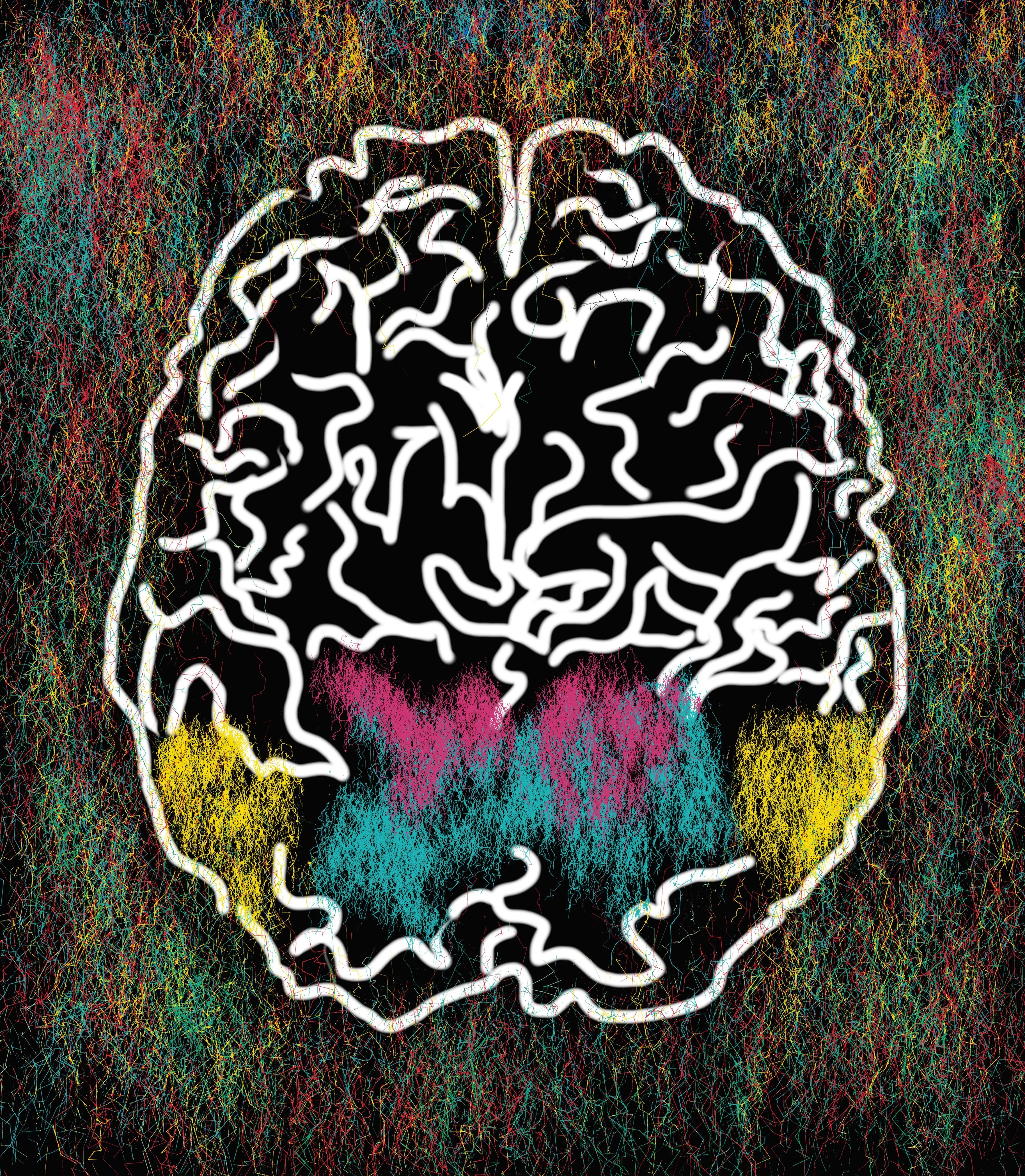 cerveau en mouvement
